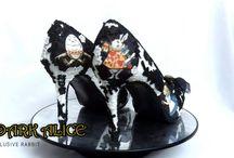 Dark Alice - Alice in Wonderland