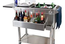 Cocktail station