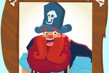 Lipa Pirates / Lipa Pirates is our new educational app ideal for children ages 3+.