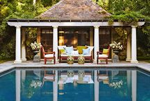 Pool house / by Laura Yoder