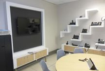 Commercial Interiors / Residential interiors designed, manufactured and installed by Dzines.