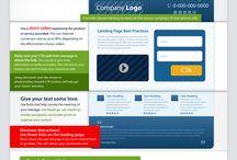 Web Page - Landing Page