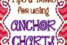 Anchor Charts / by Tresa Collins-Walton
