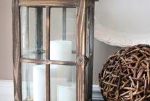 vignettes & shelves / by Bre Doucette @ rooms FOR rent