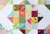 Quilting / by Stephanie Basden