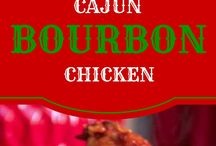 Cajun Recipes / New Orleans Inspiration
