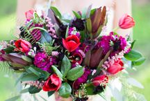Blushing Bride's Bouquet