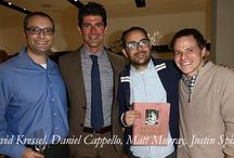 Christofle Celebrates Daniel Cappello's Dinner Diaries In LA / by ASSOULINE