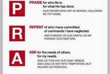 pray(er)
