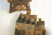 Quilts / Om forskellige mønstre og nye ideer