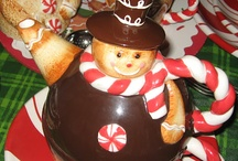 Gingerbread Man / by Donna Duncan