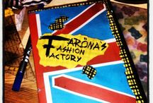 Faröna's Fashion Factory  / Fashion made by me. Everything is diy