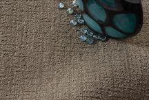 Design Selections / Sophisticated carpet styles with West Coast patterns and colors