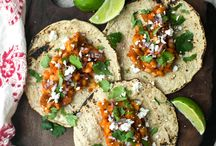 Tacos / All my favorite easy and healthy taco recipes!