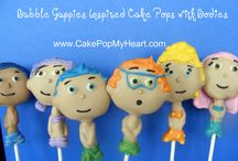 Bubble Guppies Theme / by Cake Pop My Heart