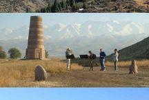 Central Asia / Kazakhstan - Uzbekistan - Kyrgistan - Tajikistan - Turkmenistan - Afganistan