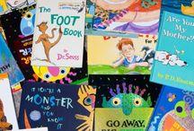 Preschool book themes