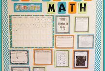 Second grade math and science