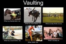 Vaulting! / by Emma Nebeker