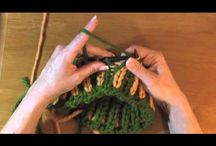 tecnicas knitting