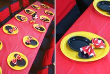 Mickeys & Minnie Mouse parties
