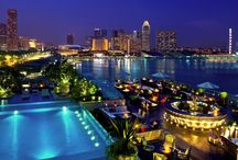 Luxury hotels in Singapore / Luxury hotels in Singapore