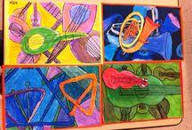 TAEA Region 13 art teachers / Art teachers in Region 13 share lessons ideas, words of wisdoms, dreams and great moments in our art studios.  / by Pamela Arnold