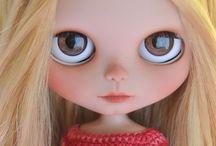 "Doll""Love Blythe""♡( grandes olhos!☺)"