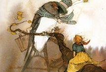 Fairytale -Thumbelina