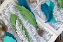 Craft - DIY scrapbook embellies