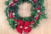 Holiday Floral Decor / by Fleur Decor