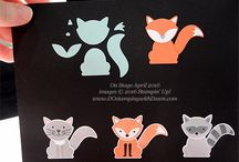Stampin' Up! 2016-2017 Annual Catalog ideas