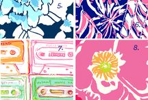 lilly pulitzer prints / some of my favorite lilly pulitzer prints patterns and outfits