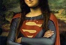 Mona Lisa Funny