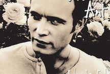 Anton Corbijn - Adam Ant / Dutch Photographer