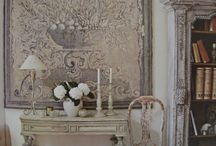 vintage hout kunst die ik leuk vind / home_decor en exterieur