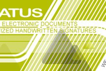 Signatus / SIGNATUS is a mobile and server-free solution independent of backend technological infrastructure.