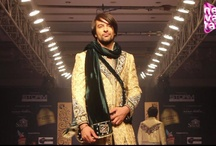 Designer Riyaz Gangji at Indore Fashion Week / Wedding is a onetime affair and is a memory created for life time . We capture this wonderful memory and encapsulate them in picture albums. Designer Riyaz Gangji tries to make those pictures perfect for you through his garments. The designer aims at giving his best to make every event a perfect one. The garments had a very royal outlook which took inspiration from the illustrations of history books. Check out the royal collection http://bit.ly/1058pj8