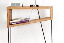 Projet : Tables de chevet/salon/cuisine