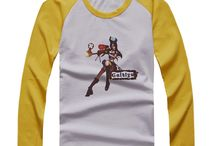League of Legends Caitlyn T-shirts / VENDRE League of Legends Caitlyn Manches Courtes T-shirts,Long Sleeve T-shirt,Sweat-shirt a capuche,veste,et ainsi de suite en ligne