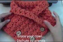 Bufandas o cuellos