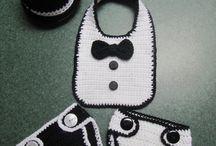 Háčkování a pletení na miminka