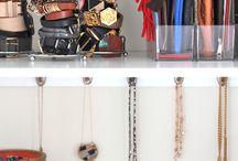 Accessories Storage.
