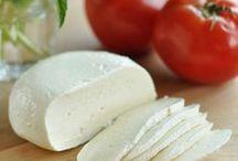 Receitas de queijo / Receitas pra fazer queijo em casa