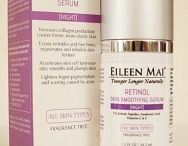 EILEEN MAI® for Hyperpigmentation, Sun Damaged, Brown Spots / This darkening occurs when an excess of melanin forms deposits in the skin. Often, it is caused by sun damage, acne or heredity, but it can have other causes.  Skin is damaged and suffers from irregular dark pigmentation and brown spots as a result of excessive exposure to sunlight. Topical treatment is the least invasive and most affordable way to treat this condition.