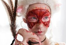 special effects make up and prosthetics