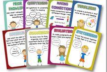 LA K - 3 / Literacy activities for kinders to Grade 3
