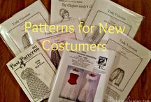 Period Clothing - Patterns - Buy