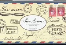 Mail and Stationery / by Pamela McGrath-Solomon