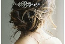 Ornement cheveux mariage